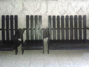 Muebles De Madera Saman Oferta