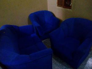 Muebles En Gamuza Usados En Buen Estado Precio Remate