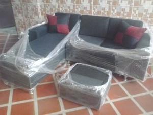 Muebles Modulares A Los Mejores Precios En Semi Cuero