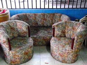 Muebles Para Sala En Tela