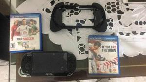 Ps Vita Como Nuevo Con Juegos Y Con Todos Sus Accesorios
