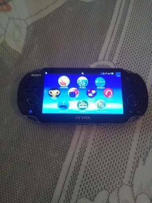 Psvita Sony Original + Memoria De 4gb Usado
