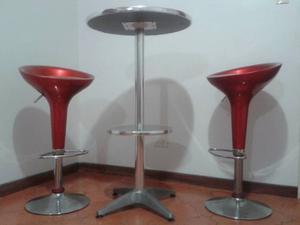 Sillas Multifuncionales/mesas De Aluminio