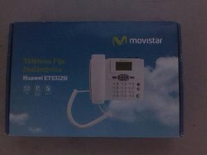 Telefono Fijo Inalambrico Movistar Huawei Etsi