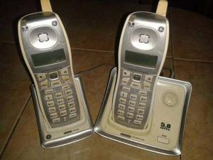 Telefono Inalambrico Dual General Electric 5.8 Gh
