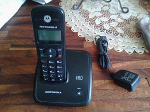 Telefono Inalambrico Motorola Dect 6.0 Usado
