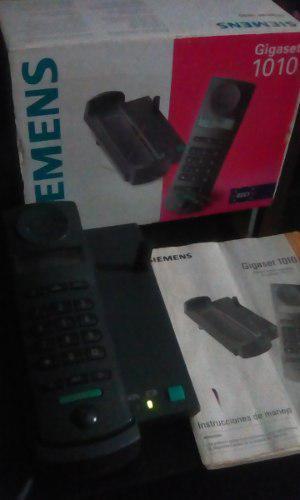 Teléfono De Casa O Oficina Inalambrico Siemens Gigaset