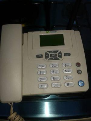 Teléfono Fijo Movistar (Sin Bateria) Negociable