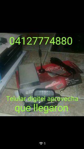 Telular Digitel Para Puntos De Venta