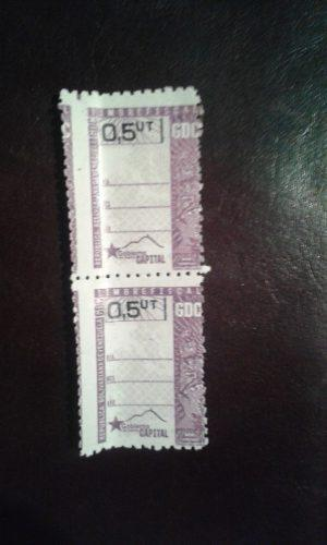 Timbres Fiscales 0,5ut