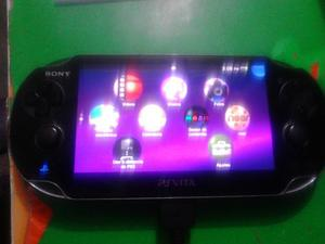 Vendo Sony Ps Vita Usado 100% Funcional