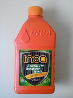 Aceite Semi Sintético 15w40 Para Motores A Gasolina