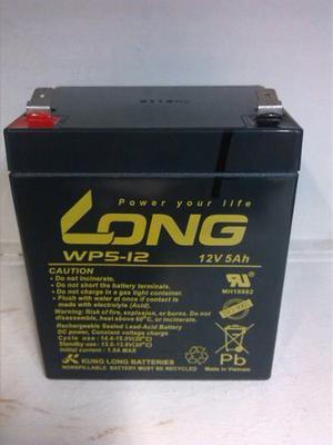 Baterias Recargables 12v 5 Ah Para Ups Y Cerco Electrico