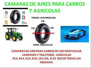 Camaras De Aires Tripas Agricolas 9,00 L16 En Adelante