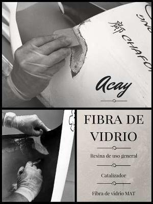 Kit De Reparacion Fibra De Vidrio.