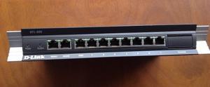 Firewall (cortafuego) D-link Dfl 800