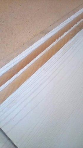 Láminas De Mdf 18mm Melamínico Color Blanco Aspen