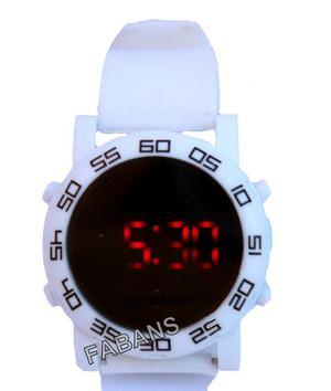 Reloj Digital Led adidas Caballero Hombre Nuevo En Su Caja