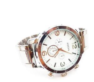 Reloj Fossil De Brazalete Para Caballero Elegante Lujoso