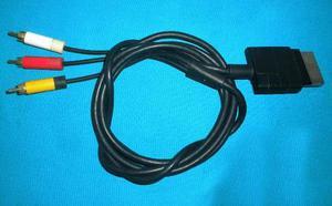 Cable De Audio Y Video Xbox 360 Slim Original