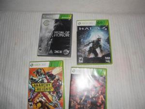 Cds Para Xbox 360 Originales