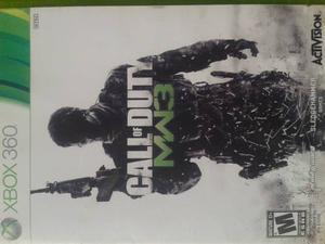 Cod Mw3 Juego Para Xbox 360