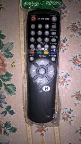 Controles De Tv Samsung Convencional - Mayor Y Detal