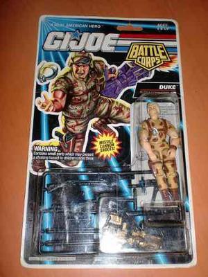 G.i. Joe Vintage - Duke - Nuevo!! Sellado!! De Colección!!