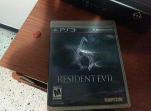 Juego Ps3 Resident Evil 6 Original Fisico