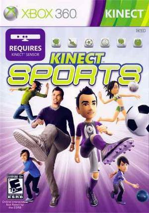 Kinetic Sports Juegos De Xbox