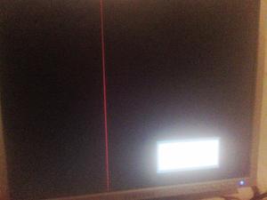 Monitor Lcd Samsung Syncmaster 17 Modelo 740n Negociable