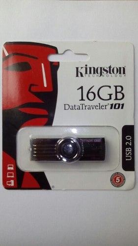 Pendrive Kingston De 16 Gb Nuevo.