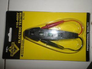 Probador Corriente Electrica Ac Dc Manual 110v-460v