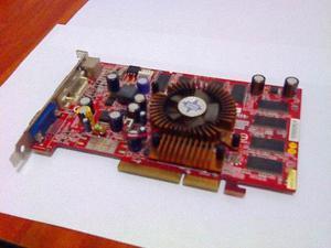 Tarjeta De Video Msi Nvidia Geforcenx mb Ddr Agp 8x