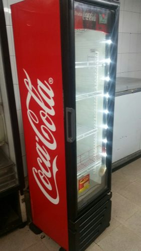 Oferta Nevera Exhibidora Coca Cola Marca Frio Mix Posot Class