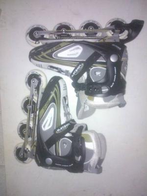 Patines En Linea Roller Derby Ventura 950zx