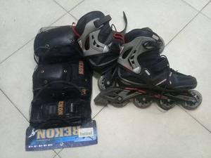 Patines Lineales Profesionales Rollerblade - Kit Protector
