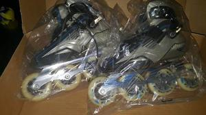 Patines Roller Blade Speedmachine Talla 41 Semi Profesional