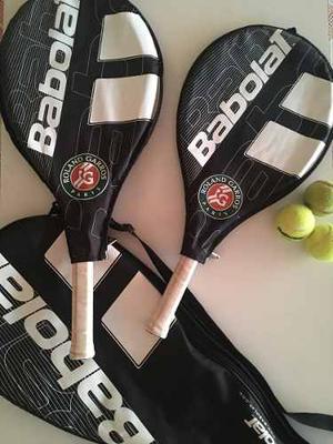 Raquetas De Tennis Y Frontenis (par-juego) Babolat Adultos