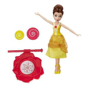 Disney Princesa Bella (baila Y Dibuja) Original Hasbro 30 Cm
