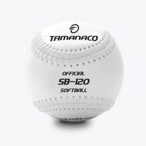 Pelota Softball Tamanaco Sb-120 Centro De Corcho