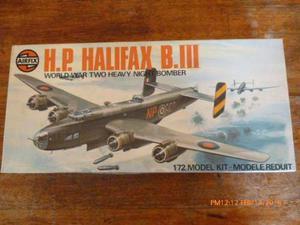 Se Vende Famoso Bombardero Britanico De La Ww2 Escala 1/72