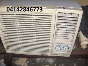 Aire Acondicionado De Ventana  Btu Lg 110 V +2ceros