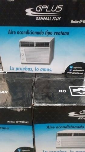 Aire Acondicionado De Ventana Marca Gplus Nuevo De Caja
