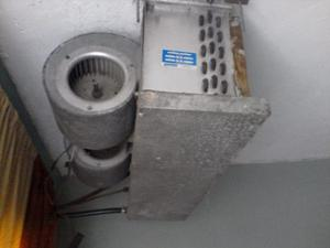 Aire Acondicionado Tipo Fan Coil De  Btu O 3 Ton.