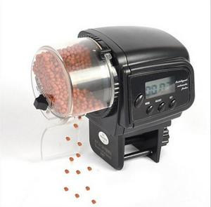 Alimentador Automático Para Acuarios Y Terrarios