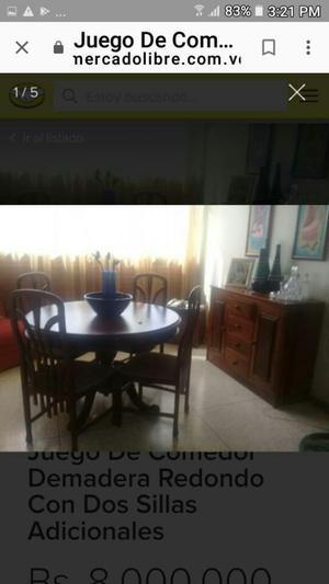 Juego de comedor redondo de 4 sillas en vidrio posot class for Juego de comedor redondo en madera