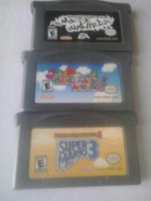 Juegos Game Boy Advance Super Mario Bros