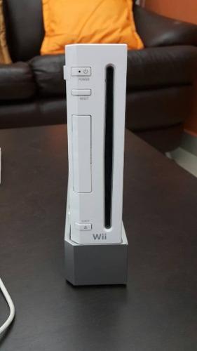 Nintendo Wii Con Todos Su Accesorios Y Juegos