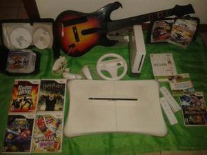 Nintendo Wii Consola Juegos Accesorios